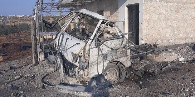 Katil Esed'den Halep'e saldırı! Yaralılar var