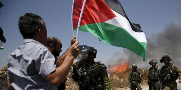Katil İsrail askerleri ateş açtı: Ortalık kan gölüne döndü