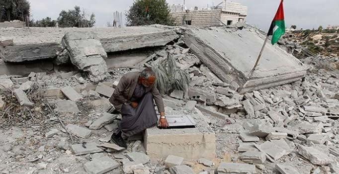 Katil İsrail, Filistin köyü Arakib'i 149'uncu kez yıktı