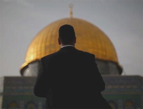Katil İsrail Mescid-i Aksa'da 10 kişiyi gözaltına aldı