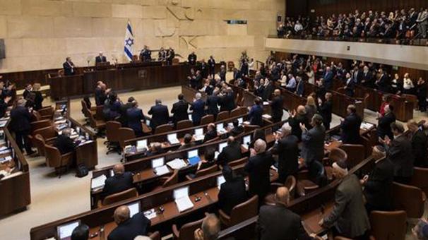 Katil İsrail, sözde soykırım tasarısını geri çekiyor!