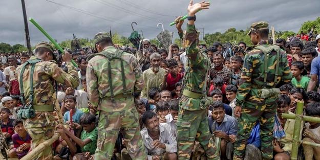 Myanmar Hükümeti'nden orduya Arakan talimatı!