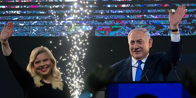 Katil Netanyahu 5. defa başbakan