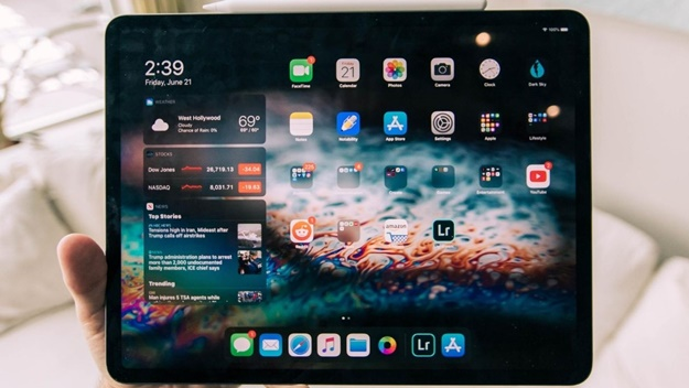 Katlanabilir Apple iPad özellikleri sızdırıldı. Üretilecek mi?