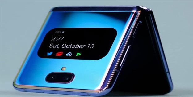 Katlanabilir telefon Galaxy Z Flip 2'nin özellikleri sızdırıldı!