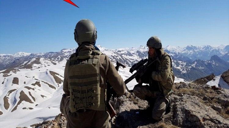 Kato Dağı'nda çatışma! Yaralılar var...