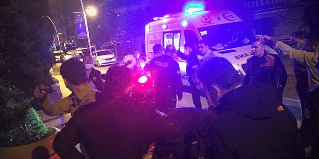 İhbara giden ekipler saldırıya uğradı! Yaralı polisler ve bekçiler var