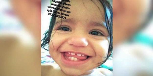Kaybolan Rüya bebek, anneannesi ile birlikte bulundu!
