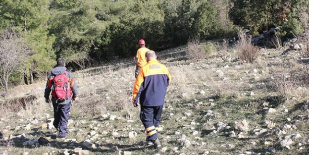 Kayıp 3 yabancı uyruklu bulundu