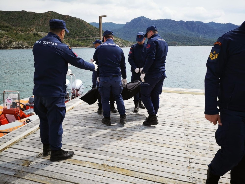 Kayıp üç kişinin cesedine ulaşıldı