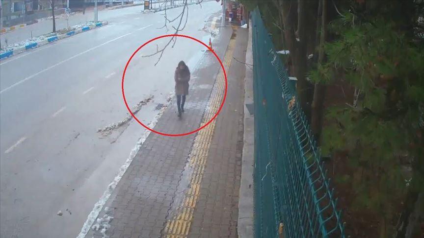 Kayıp üniversite öğrencisi Gülistan Doku'nun yeni görüntüleri ortaya çıktı