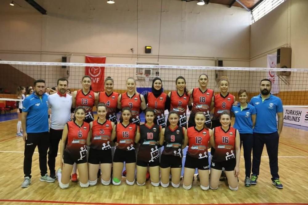 Kayseri OSB Teknik Koleji Antrenörleri Harun Şahin & Seher Şahin: