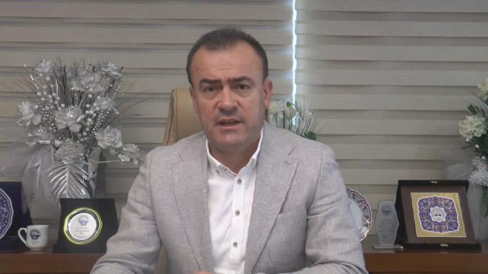 Kayseri SMMMO Başkanı Yedikaya,