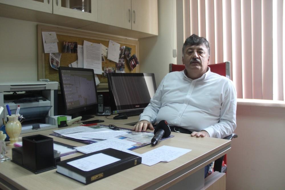Kayseri Tabip Odası Başkanı Prof. Dr. Hüseyin Per: