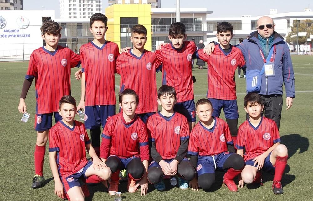 Kayseri U-14 Futbol Ligi Play-Off Grubu