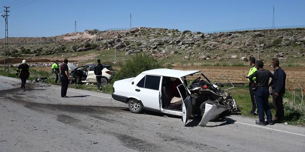 Kayseri'de feci kaza: Yaralılar var