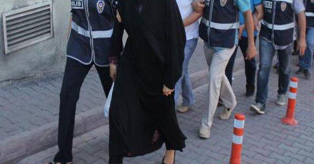 Kayseri'de işadamının eşine gözaltı