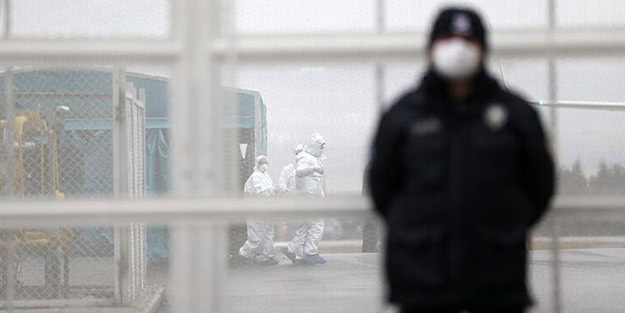 Kayseri'de koronavirüs hareketliliği! Karantinaya alındılar