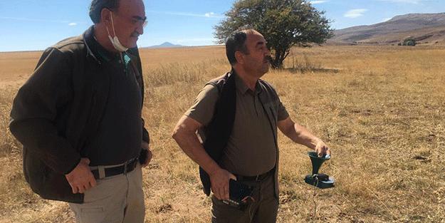 Ses cihazıyla bıldırcın avlayan 2 kişi suçüstü yakalandı