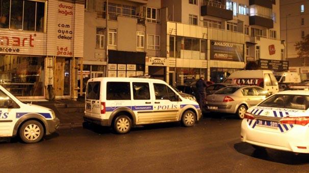 Kayseri'de tartıştığı babasını boğazını keserek öldürdü