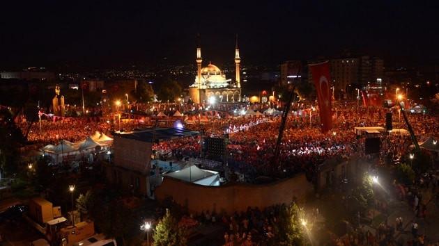 O ilimizdeki görüntüler Erdoğan'ı duygulandırdı!