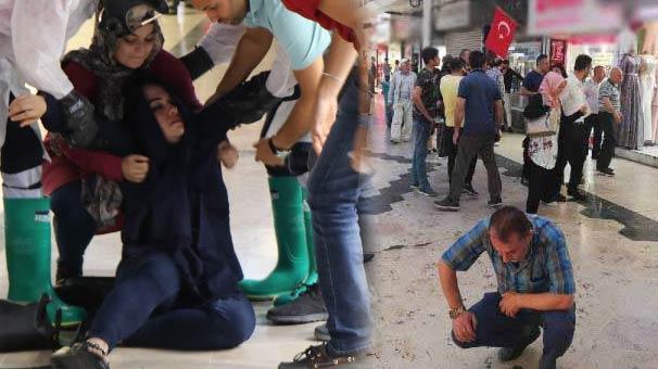 Kayseri'dekoli açıldı, 14 kişi baygınlık geçirdi! İçinden bakın ne çıktı