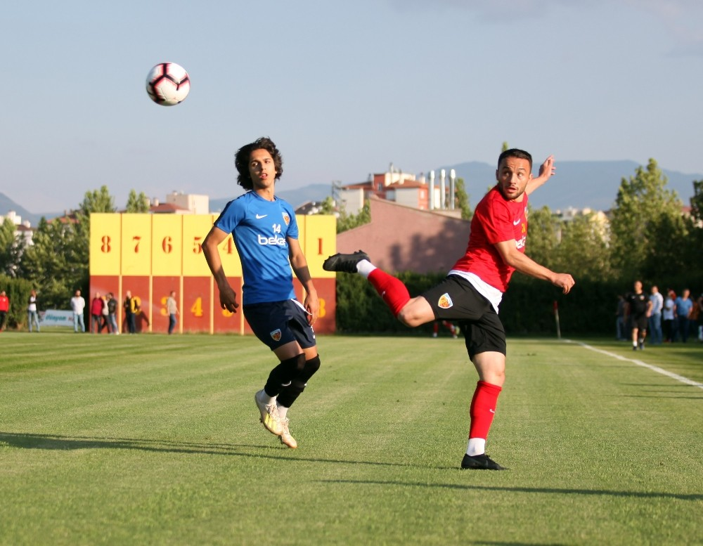 Kayserispor 4 maç yapacak