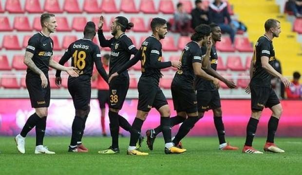Kayserispor kupada yarım düzine gol attı! 6-1
