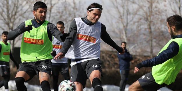 Kayserispor, Rizespor maçının hazırlıklarını tamamladı