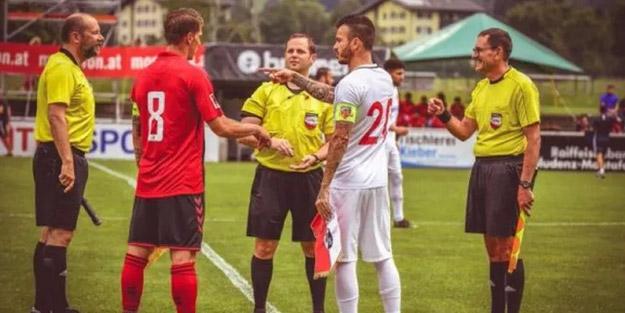 Kayserispor tarihi fark yedi! Hakem maçı 60. dakikada bitirdi