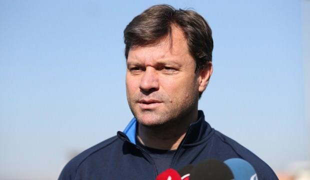 Kayserispor Teknik Direktörü Sağlam: Galatasaray ile futbol kavgası yapacağız