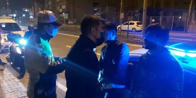 Kaza yapan alkollü arkadaşları için polise yalan söylediler