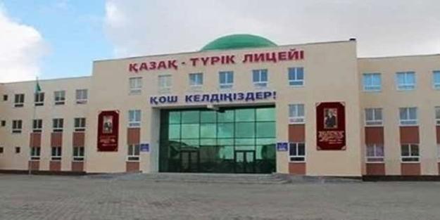 Kazakistan'dan FETÖ'ye şok! 27 okula el konuldu