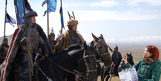 Bu da Kazakların 'Diriliş'i - VİDEO