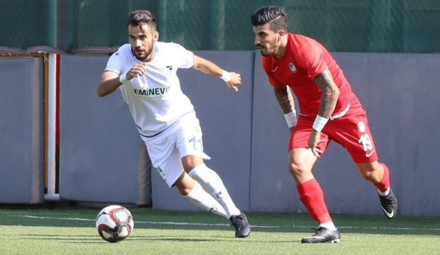 Keçiörengücü, BB Erzurumspor'u tek golle yendi