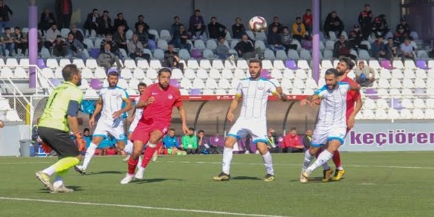Keçiörengücü Siirt İl Özel idaresi Spor kupa maçı kaç kaç bitti?