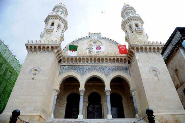 Keçiova Camii'ni korumak için 4 bin Müslüman can verdi' Fransa'nın Cezayir'deki katliamlarının şahidi