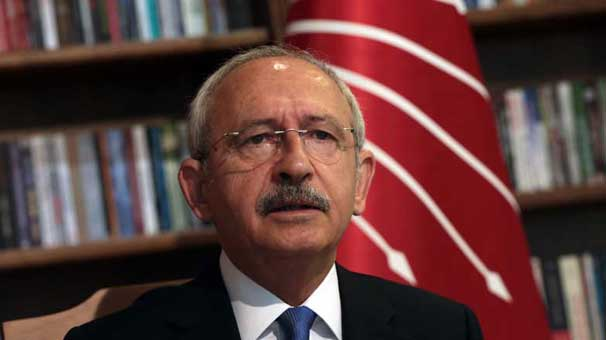 Kemal Kılıçdaroğlu, AP Sosyalist ve Demokratlar Grubu ile görüştü
