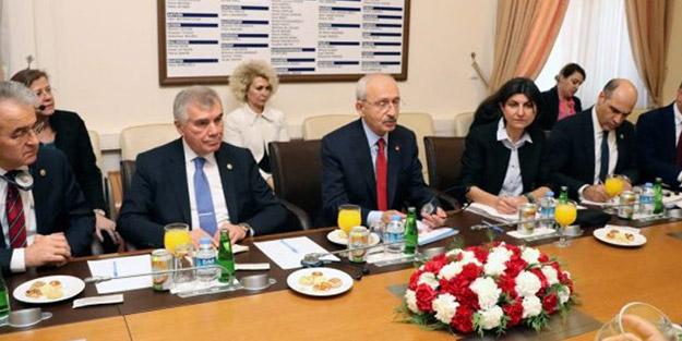 Kemal Kılıçdaroğlu ile masaya oturdular! 'Hazırız'