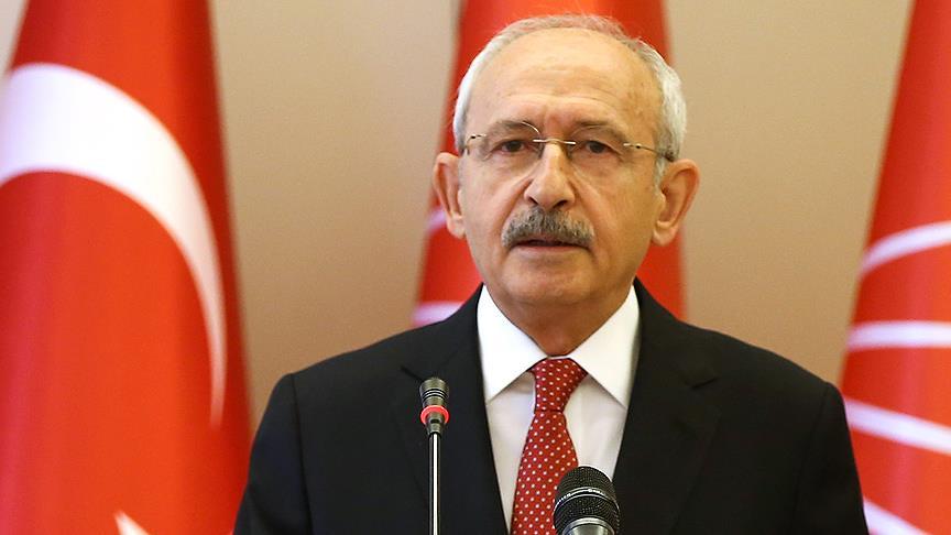 Kemal Kılıçdaroğlu: Kofi Annan'ı saygıyla hatırlayacağız