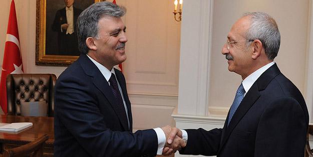 Kemal Kılıçdaroğlu sessizliğini sonunda bozdu! Abdullah Gül ile ...