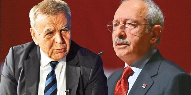 Kemal Kılıçdaroğlu ve Aziz Kocaoğlu birbirine girdi