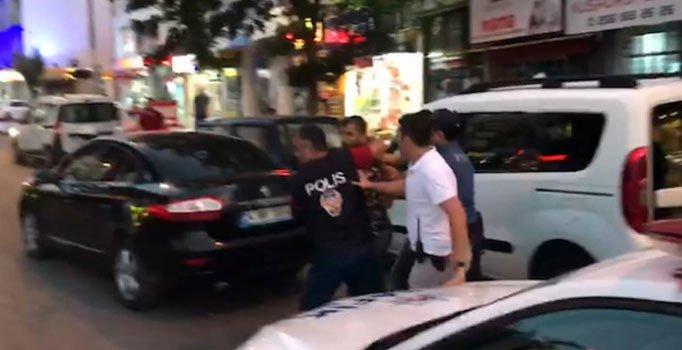 Kemal Kılıçdaroğlu'na yumurta atan kişi adli kontrolle serbest