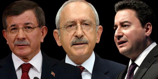Kılıçdaroğlu'ndan Davutoğlu ve Babacan'a yeşil ışık: Millet ittifakının öngördüğü...