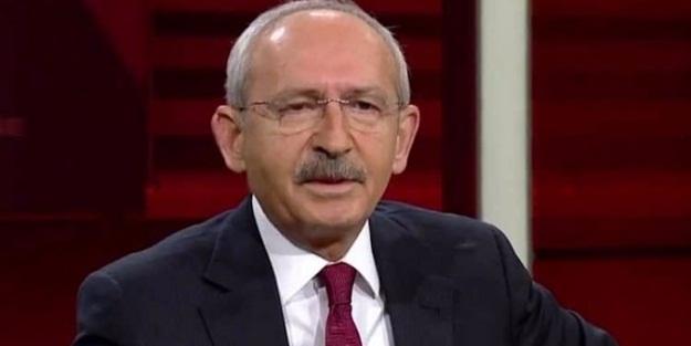 Kemal Kılıçdaroğlu'ndan Erdoğan'a akılalmaz iftira