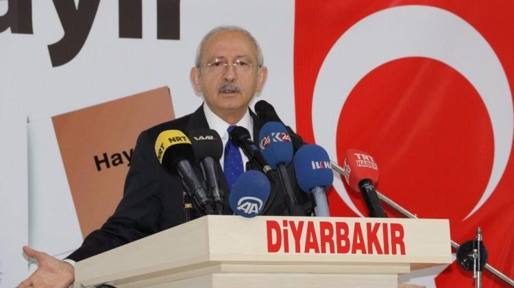 Kemal Kılıçdaroğlu'ndan Muhsin Yazıcıoğlu mesajı