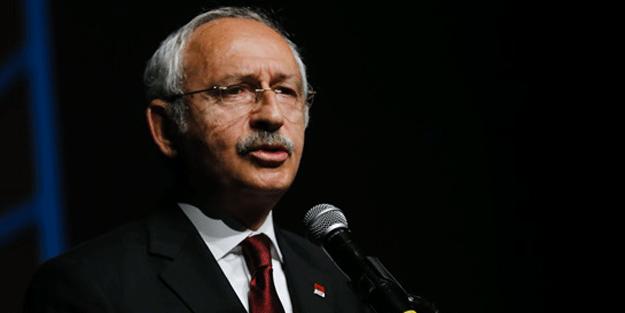Kılıçdaroğlu'ndan Sözcü operasyonuna ilişkin skandal açıklama