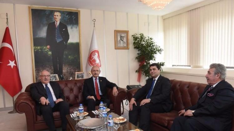 Kemal Kılıçdaroğlu'nun çatı adayı gezmesi