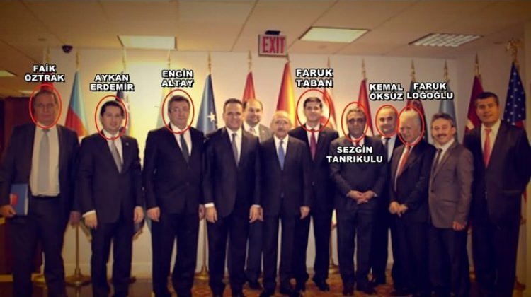 Kemal Kılıçdaroğlu'nun fotoğrafı soruşturma dosyasında