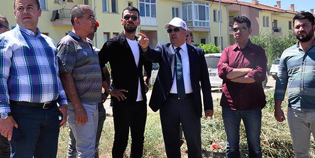 KENAN SOFUOĞLU AFYON SPOR MERKEZLERİ'NDE